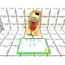 Мягкая игрушка Лев 24 шт в кор. 9843