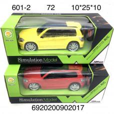 601-2 Машина на Р/У, 72 шт. в кор.