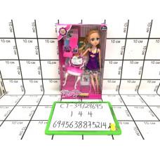 Кукла с аксессуарами, 144 шт. в кор. CT-39/29695