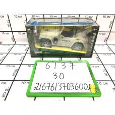 Машина Р/У, 30 шт. в кор. 6137