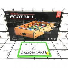 Настольный футбол 12 шт в кор. 2334