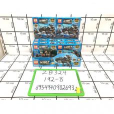 ZB324 Конструктор Сват 8 шт. в блоке, 24 блоке. в кор.