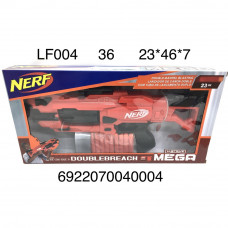 LF004 Бластер с мягкими пулями 36 шт в кор.