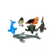 Пингвины 12 шт в блоке, 576 шт в кор. 104A
