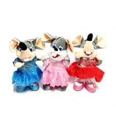 Мягкая игрушка Мышка 72 шт в кор. 3069