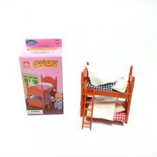 """Счастливая семья """"Кровать"""" 120 шт в  кор. 012-02B"""