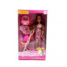 Кукла с пупсом, 144 шт. в кор. 8213-2