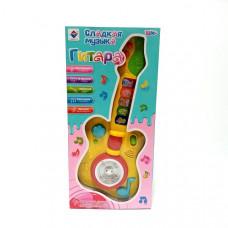 Гитара музыкальная, 48 шт. в кор. 2808E/2818E