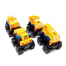 Машинки Спецтехника (инерция, крутится) 12 шт в блоке, 120 шт. в кор. MY788-5A