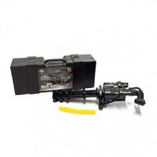 Автомат с резиновыми пулями в Кейсе 4 шт. в блоке, 84 шт. в кор. SY028A
