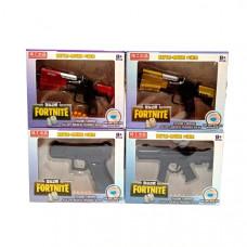 Пистолет с резиновыми пулями 8 шт. в блоке, 192 шт. в кор. SY230