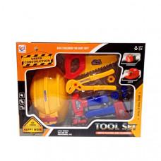Игровой набор для мальчика Строитель, 24 шт. в кор. 005-1