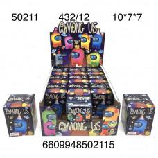 50211 Фигурки НЛО 12 шт. в блоке, 36 блока  в кор.