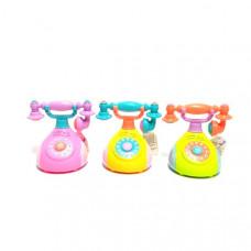 Телефон 6 шт. в блоке, 120 шт. в кор. HJ-8063