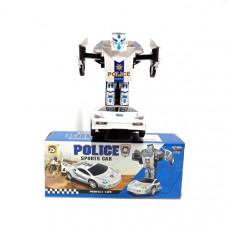 Машина Робот (свет, звук), 96 шт. в кор. 9904-1