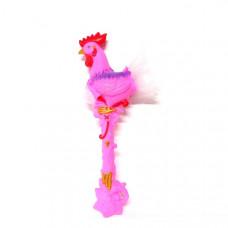 Волшебная палочка Курочка  (свет), 120 шт. в кор. JD-197