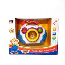 Игрушка для малышей Фотоаппарат, 60 шт. в кор. 8807-9