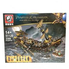 Конструктор Пираты 2399 дет., 6 шт. в кор. 51120