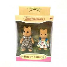 Счастливая семья 2 зайки, 192 шт. в кор. 20043