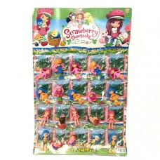 Куколки на листе 20 шт, арт. 03553