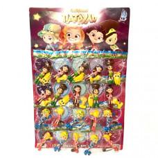 Куклы на листе 20 шт, арт. 23200