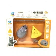 Мышка с сыром Р/У, 72 шт. в кор. 8882
