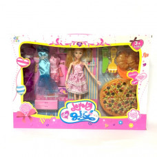 Кукла с акссесуарами, 36 шт в кор  883B