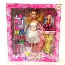 Кукла с аксессуарами 60 шт в кор. 688C1