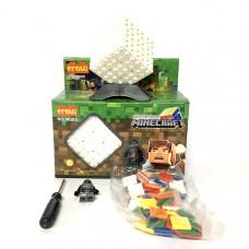 Кубик Рубика 3*3*3 Лего Майнкрафт. арт M005