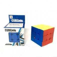 Кубик Рубика 3*3*3. Пластик.. арт 8833