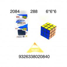 2084 Кубик-рубик, 288 шт. в кор.
