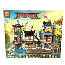 Конструктор Ниндзя 3635 деталей. арт.10941