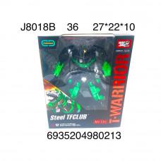 J8018B Робот Трансформер, 36 шт. в кор.