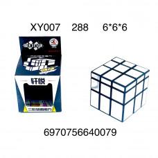 XY007 Кубик-рубик, 288 шт. в кор.