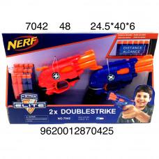 7042 Бластер с мягкими пулями, 48 шт. в кор.