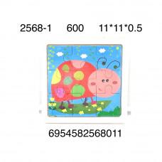 2568-1 Пазл (дерево), 600 шт. в кор.