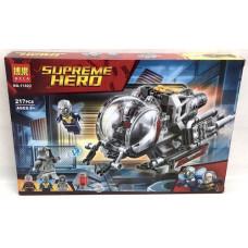 Конструктор Супергерои 217 дет., 84 шт. в кор. 11022