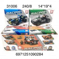 31006 Конструктор Racing 8 шт. в блоке,30 блоке. в кор.