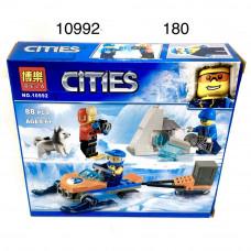 10992 Конструктор Сити 88 дет. 180 шт в кор.