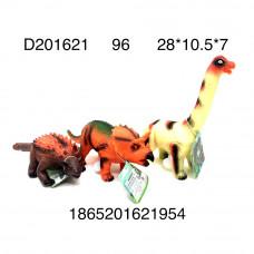 D201621 Динозавры (свет, звук), 96 шт. в кор.