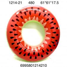 1214-21 Круг надувной 480 шт в кор.