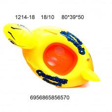 1214-18 Надувной Круг 10 шт в блоке, 180 шт в кор.