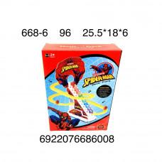 668-6 Игра горка Паук 96 шт в кор.