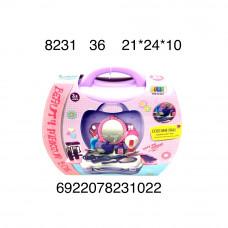 8231 Набор салон красоты 36 шт в кор.