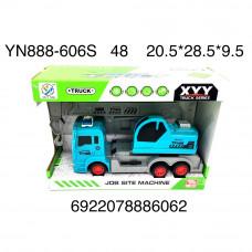 Машина, 48 шт. в кор. YN888-606S