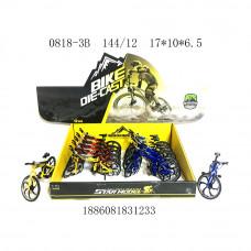 Велосипед 12 шт. в блоке, 144 шт. в кор. 0818-3B