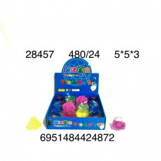 Лизун 24 шт. в блоке, 480 шт. в кор. 28457