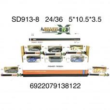 Модельки машин 36 шт. в блоке, 24 шт. в кор. SD913-8