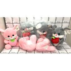 Мягкая игрушка Мышь 6 шт. в блоке, 160 шт. в кор. 612-5