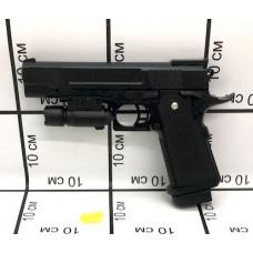 Пистолет с пульками, 144 шт. в кор. W002-2